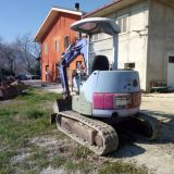 Escavatore Kubota 38 quintali