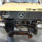 Unimog Mercedes 1700