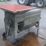 Pigiatrice  Arno 50 completa di cesta rotativa
