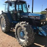 Trattore Ford  8240 sle