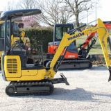 Mini escavatore  pc16r-2 komatsu