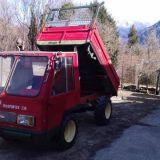 Motoagricola Goldoni transporter 336