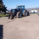 Trattore Ford  8340