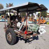 Gruppo motopompa  Con carrello