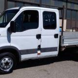 Iveco daily furgone  Doppia cabina 35c12
