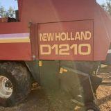 Pressa New holland 12.10