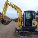 Mini escavatore New holland E50.2 sr