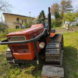 Trattore cingolato Fiat 505 c moontagna