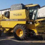 Mietitrebbia New holland Tc56