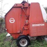 Imballatrice Heeston 5540