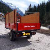Rimorchio  Bernardi 3.30x1.70