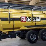 Dumper agricolo  Bossini 220 ql