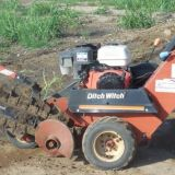 Catenaria  Ditch witch 1020