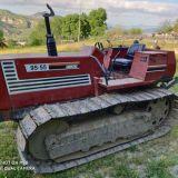 Trattore cingolato Fiatagri 95-55