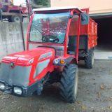 Motoagricola Carraro a. Tigrecar 6500