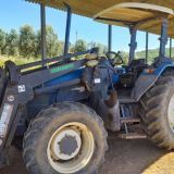 Trattore New holland  Tl80
