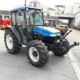 Trattore New holland  Tn 75 d