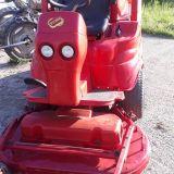 Trattorino rasaerba Ferrari Tg200