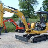 Mini escavatore  pc25-1 komatsu