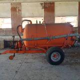 Carro autobotte  5000 litri liquami