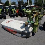 Falciatrice Claas Disco 2650