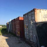 Container  Hi cube 40 piedi