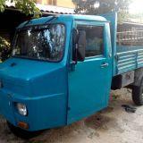 Motocarro  Bremach rd 270