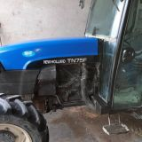 Trattore New holland  Tn75f