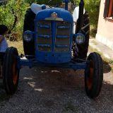 d'epoca Fordson super maior 55 hp