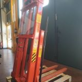 Elevatore  Portata massima di kg. 1.100