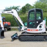 Mini escavatore  435h bobcat
