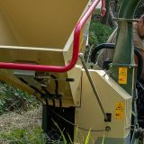Biotrituratore  R185 con rullo idraulico negri