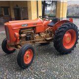 Trattore d'epoca Fiat 411r