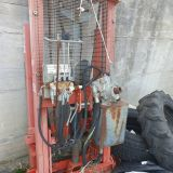 Elevatore idraulico  bagini bhp 15