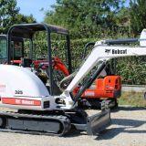 Mini escavatore  Bobcat 325