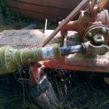 Fresa  Dondi 2 metri