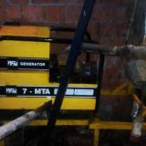 Generatore  Da collegare al trattore