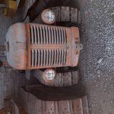 Trattore Fiat 25 cingolata