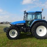 Trattore New holland  Tm 165 dt