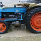 Trattore d'epoca Fordson major Power 45