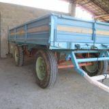 Carro agricolo  Barberis bp 50