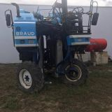 Vendemmiatrice New holland Braud