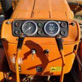 Trattore cingolato Fiat 605c super montagna