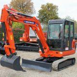 Mini escavatore  Eurocomach es400 usato