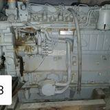 Motore  Perkins serie 1006 aspirato