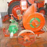 Motopompa Lombardini D'epoca diesel