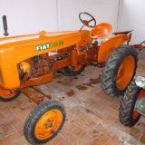 Trattori d'epoca Fiat 211 rb la piccola benzina