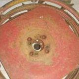 Ruote in ferro  Per motocoltivatori 10-14 cv usate