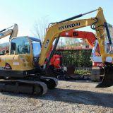 Escavatore  R55-7 hyundai