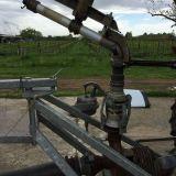 Pompa  Per irrigare completa di pompa manuale di riempimento